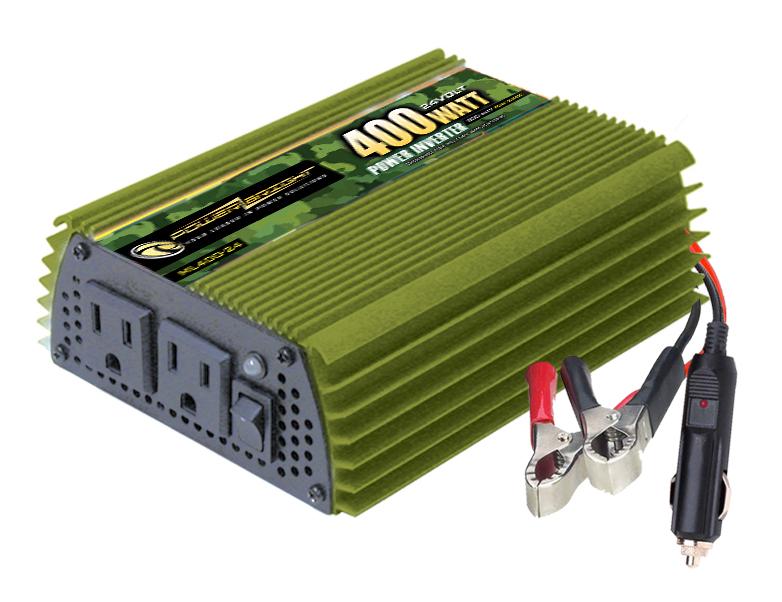 Ml400 24 Power Bright Inverters Voltage Converters