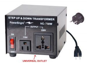 VC750W